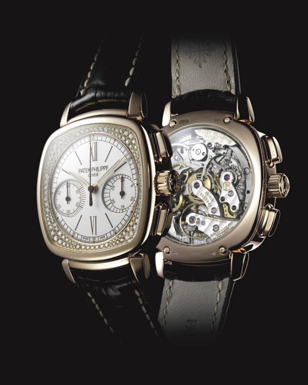reloj mujer patek philippe