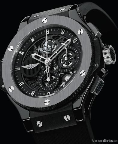 relojes hublot hombre baratos