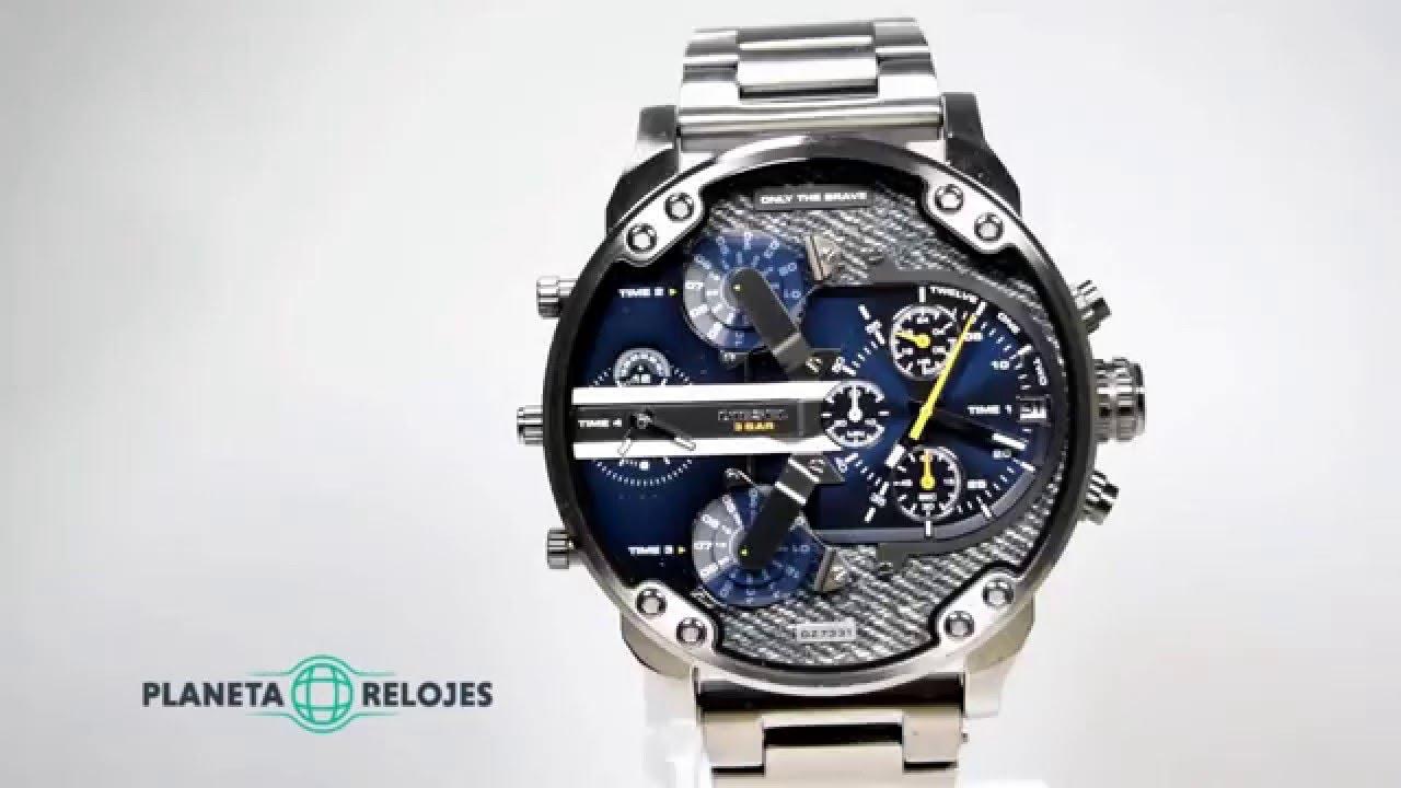 relojes diesel imitacion hombre
