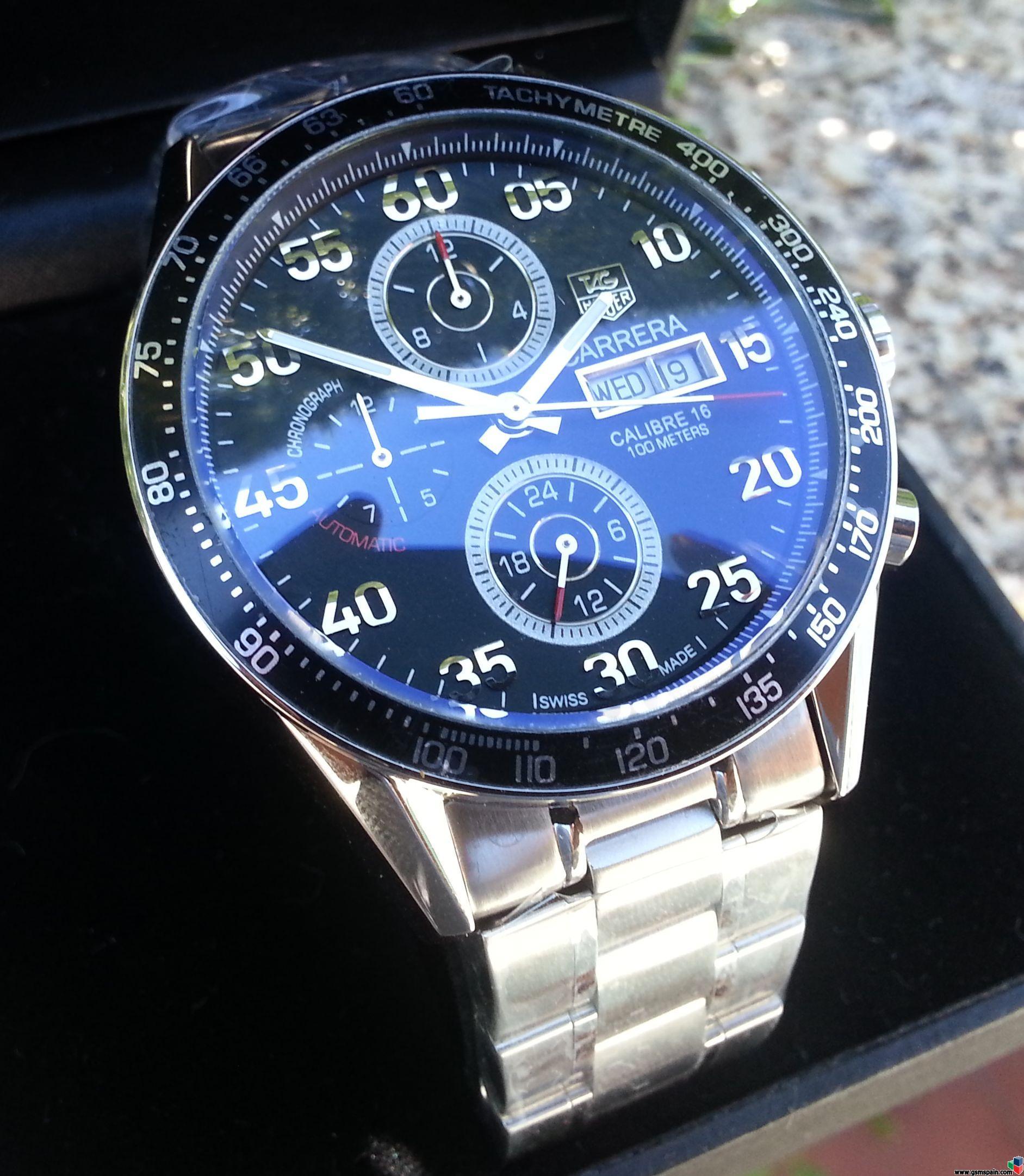 replicas de relojes españa