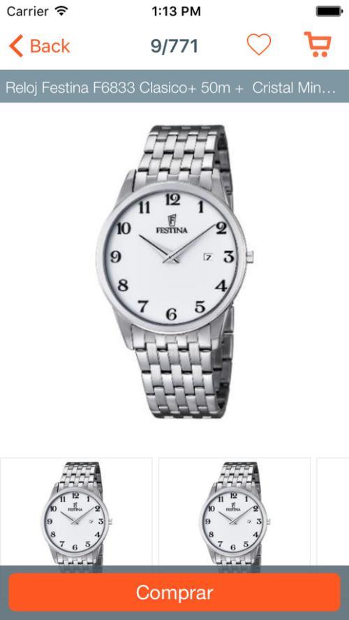 replicas españa relojes